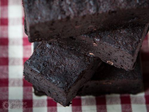Fudge Brownies (4 pack) 3