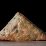 Cheese and Green Onion Scones