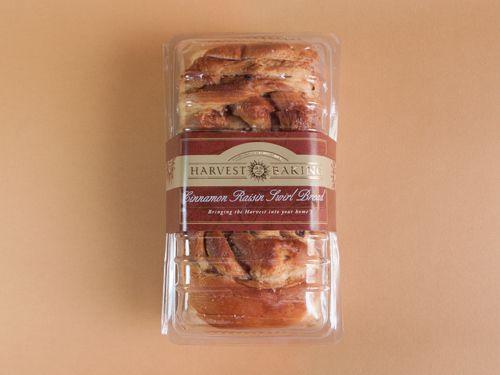 Cinnamon Raisin Swirl Bread 3