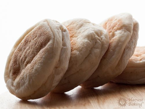 Classic English Muffins 3