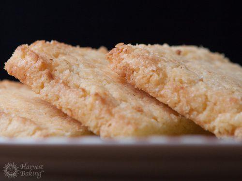Coconut Shortbread Cookies 2