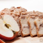 Apple Streusel Loaf Cake 1