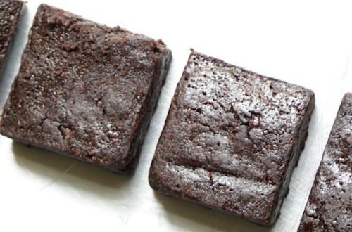 Fudge Brownies (4 pack) 1
