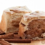 Cinnamon Rolls with Cream Cheese Icing (3 pack) 2