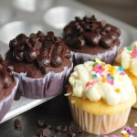 harvest baking cupcakes