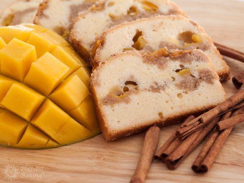 Mango Cinnamon Loaf Cake 5