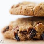 Oatmeal Raisin Cookies 2