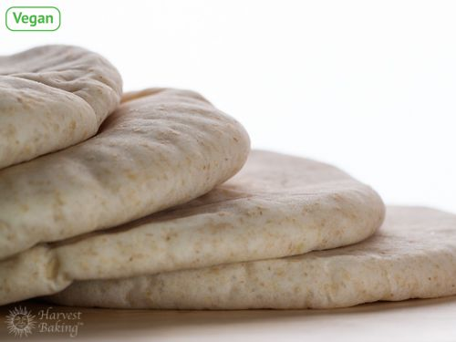 harvest baking pita bread