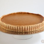 Traditional Pumpkin Pie 2