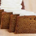 Pumpkin Spice Loaf Cake Gluten Sensitive