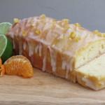 Sunny Citrus Loaf Cake