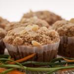 Zucchini Carrot Muffins 1