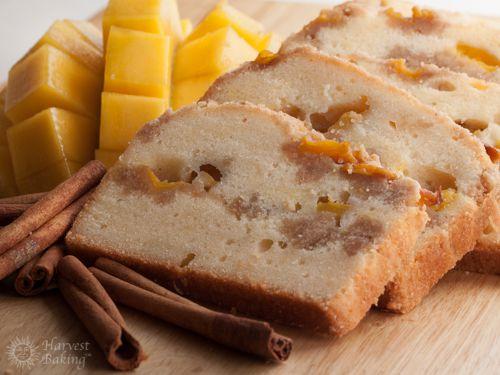 Mango Cinnamon Loaf Cake 3