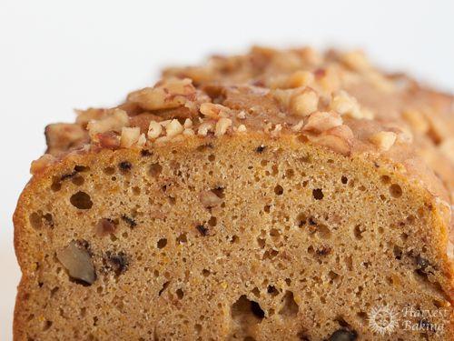 Pumpkin Walnut Loaf Cake 3