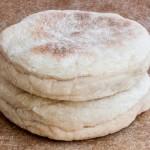 Whole Wheat English Muffins 2