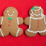 Christmas Gingerbread Cookies 1