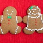Christmas Gingerbread Cookies 1