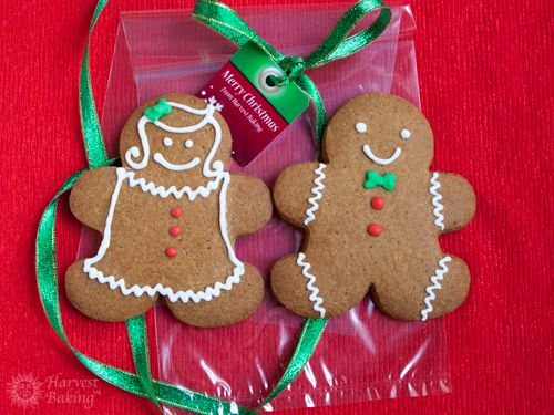Christmas Gingerbread Cookies 2