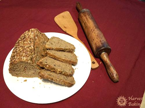 Organic Alpine Seeded Bread 2