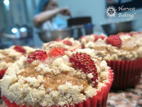 Tutti Frutti Muffins 4