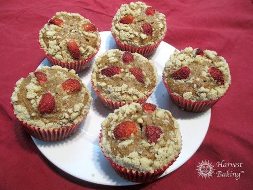 Tutti Frutti Muffins 1