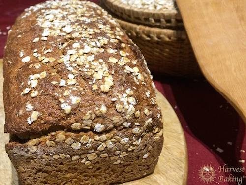 Organic Wholemeal Bread (Vegan) 3