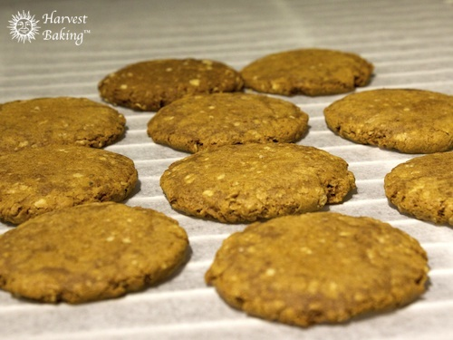 Cinnamon Pumpkin Cookies 2