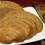 Organic Sunflower Bread 4