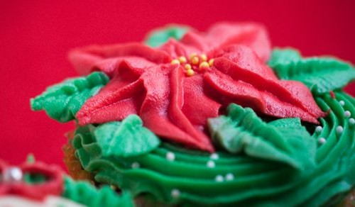 Christmas Cupcakes (6 pack) 3