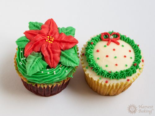 Christmas Cupcakes (6 pack) 2