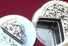 하베스트 케익과 디저트