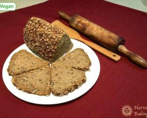 Organic Alpine Seeded Bread